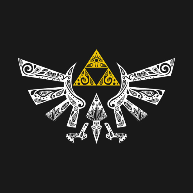The Legend Of Zelda Triforce The Legend Of Zelda Triforce T