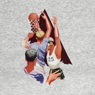 eec168a6cefa Basketball Players T-Shirts