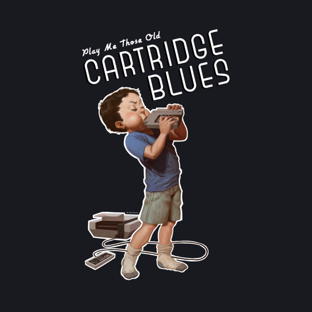 Play Me Those Old Cartridge Blues
