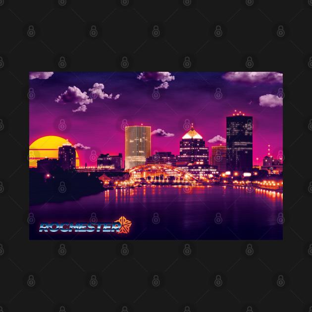 Neon Rochester