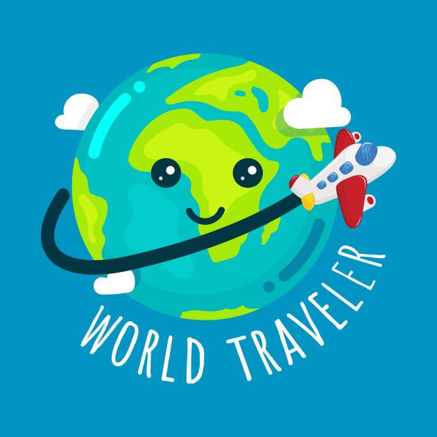 Image result for world traveler