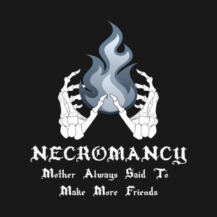 Necromancers t-shirts