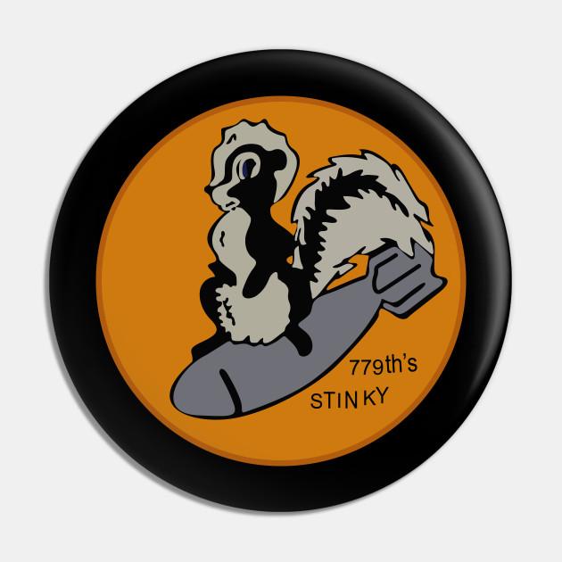 779th Bomb Squadron - 464th BG - WWII wo Txt