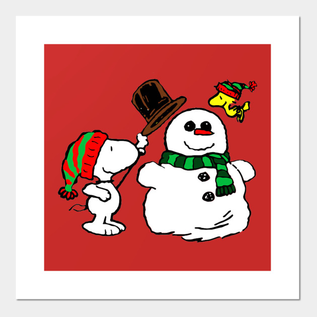 Snoopy And Woodstock Christmas.Snoopy Woodstock Christmas