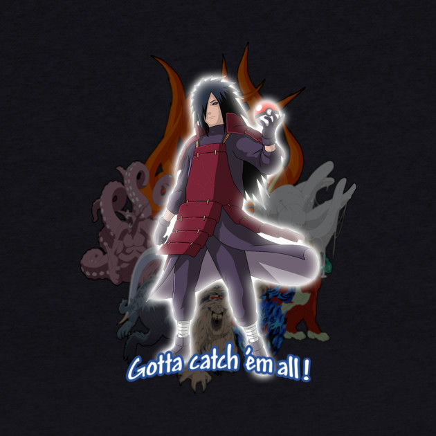 Gotta Catch All The Tailed Beasts