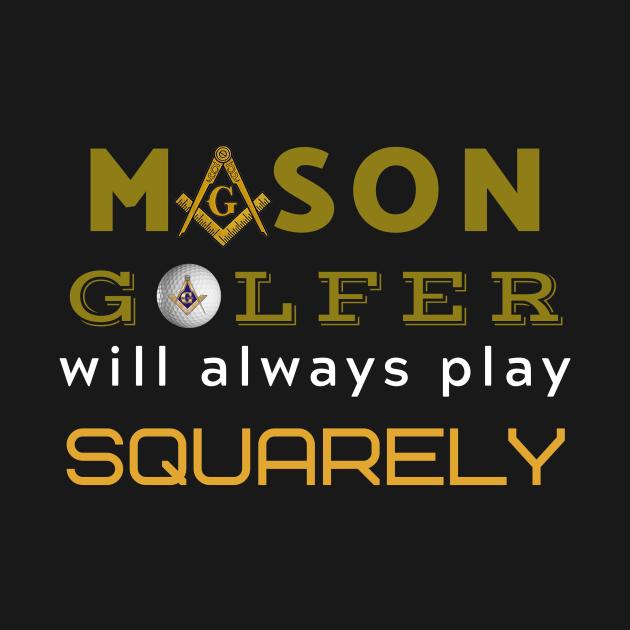 Mason Golfer