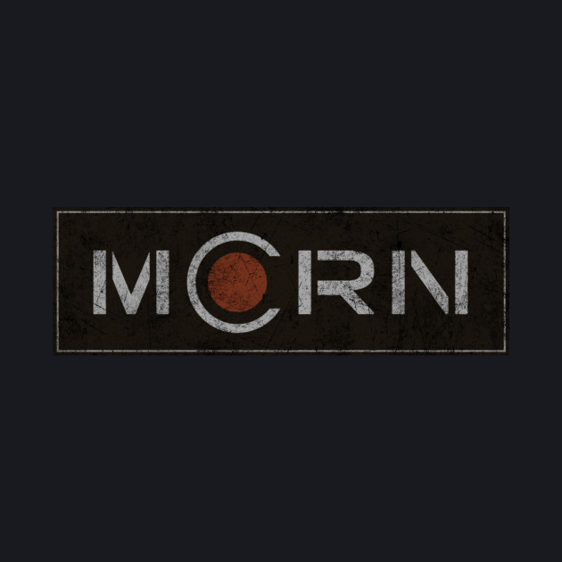 The Expanse - MCRN Logo - Dirty