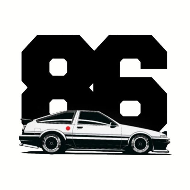AE86 Hachi-Roku Trueno