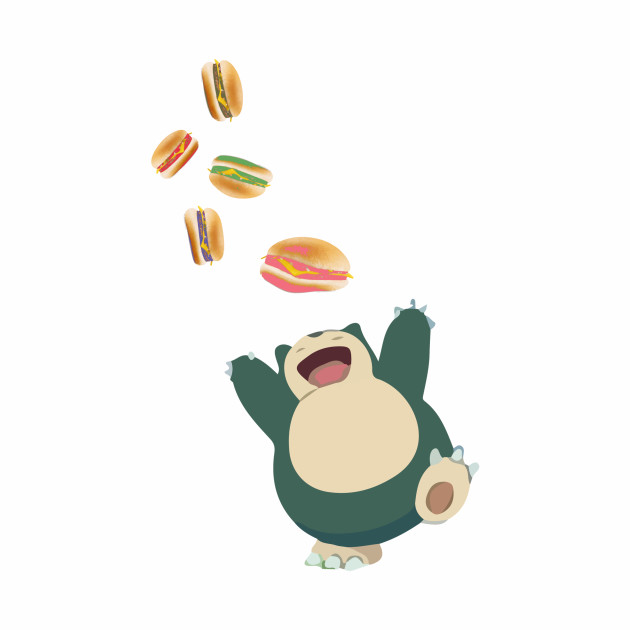 hungry snorlax