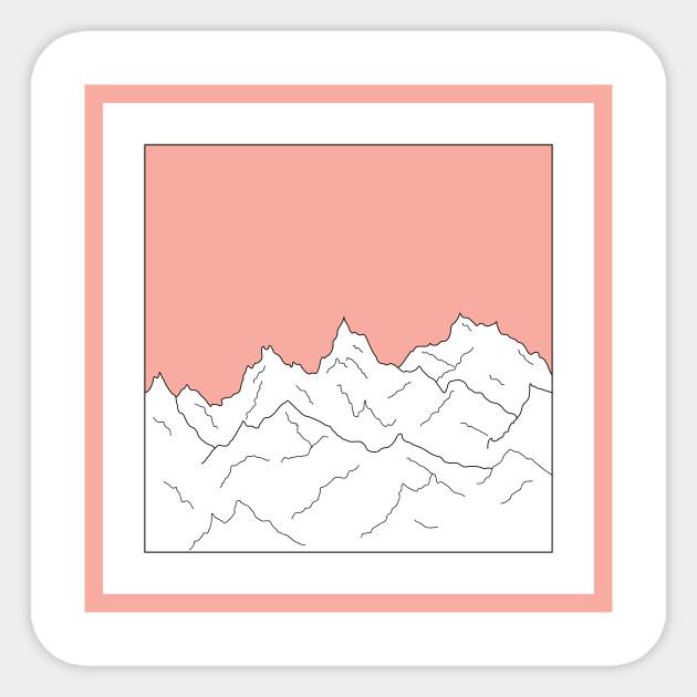 Aesthetic / Tumblr Style / Mountains