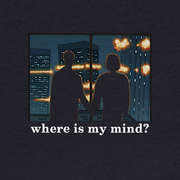 where is my mind 2