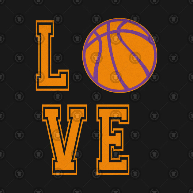 Basketball Love Ball Sport BasketballShirt