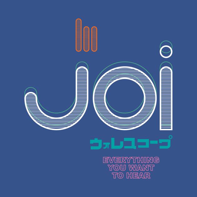JOI (blade runner 2049) hologram