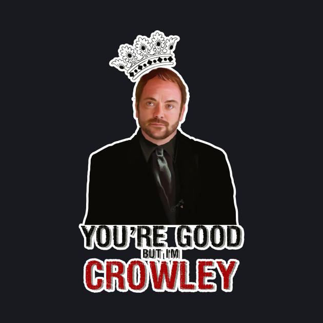 I'm Crowley!