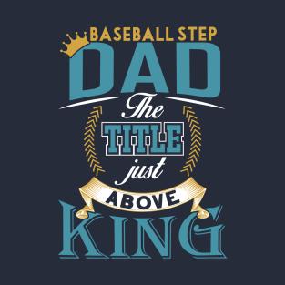 0cb9f34c Step Dad Gifts T-Shirts   TeePublic