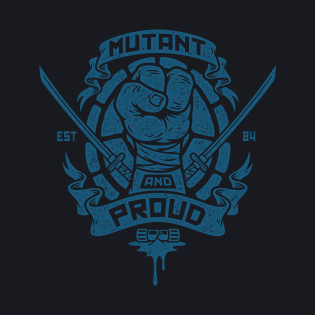 Mutant and Proud (Leo)