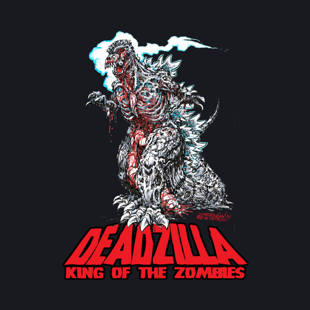 DEADZILLA: KING OF THE ZOMBIES