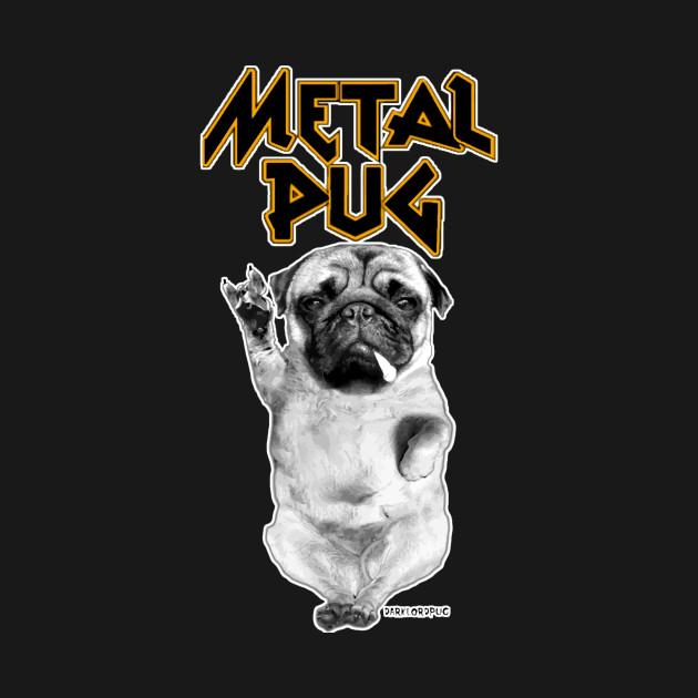 Metal Pug