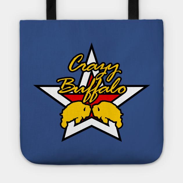 9ceb63d8d SF IV Boxer - Crazy Buffalo v2 - Street Fighter - Tote   TeePublic