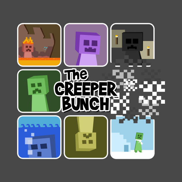 The Creeper Bunch