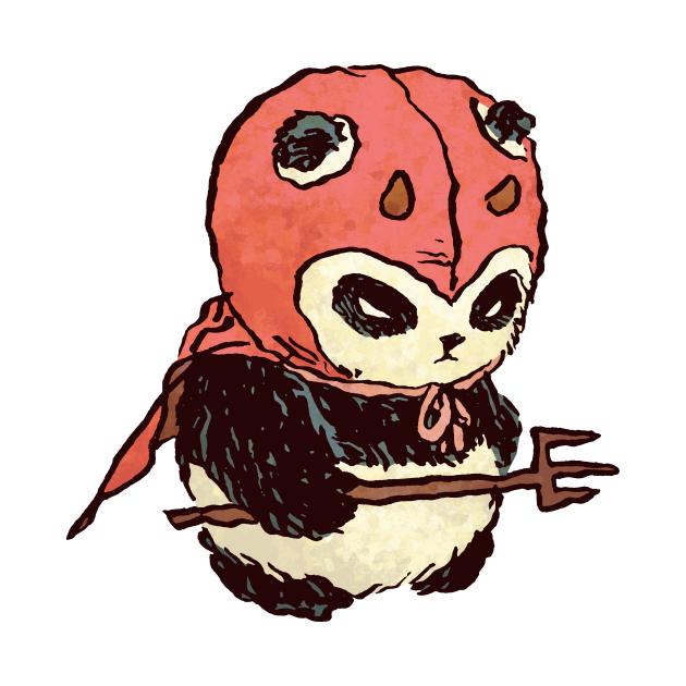 Devil Panda