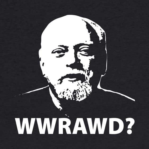 What Would Robert Anton Wilson Do?
