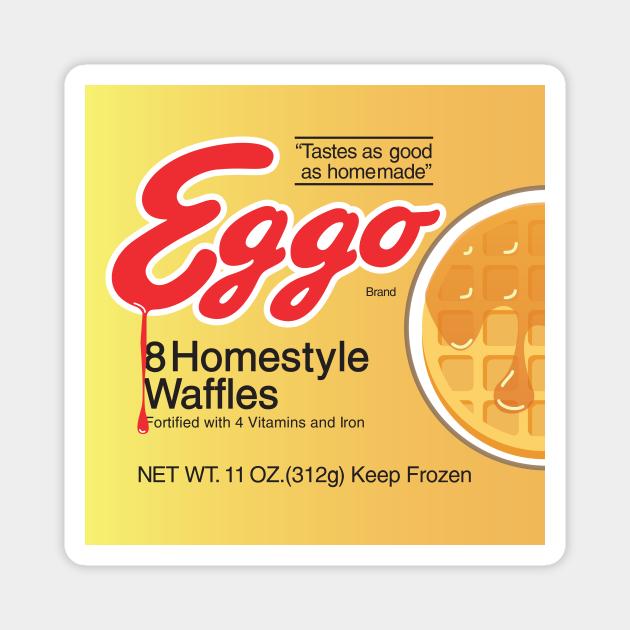 Stranger Eggo Waffles
