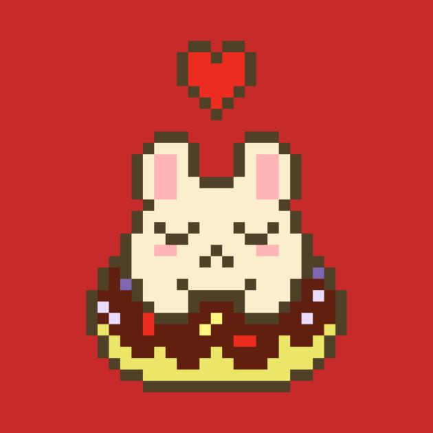 Bunny Donut Love