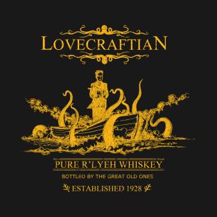 R'lyeh Whiskey t-shirts