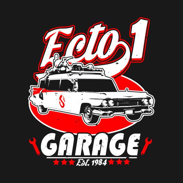 Ecto Garage T-Shirt