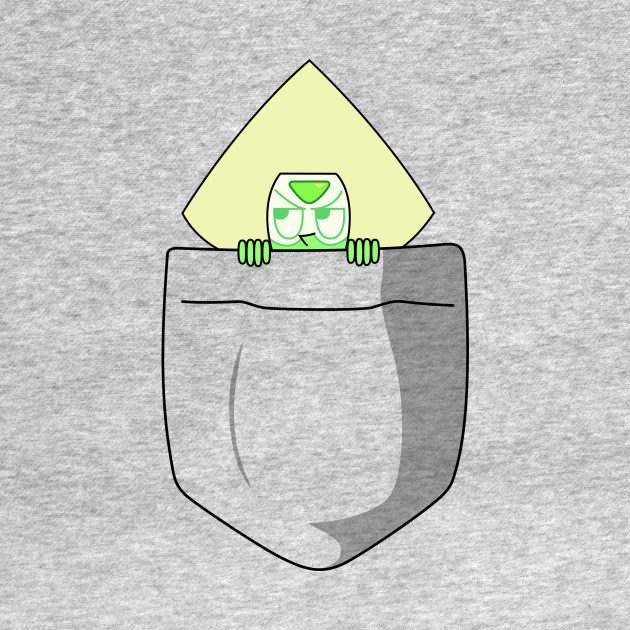 Peridot Pocket Tee