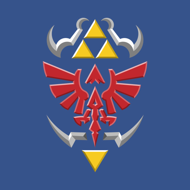 The code of the Hylian Shield : gaming