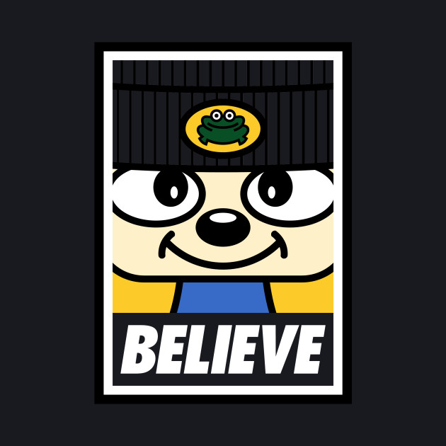 Believe (Parappa Red)