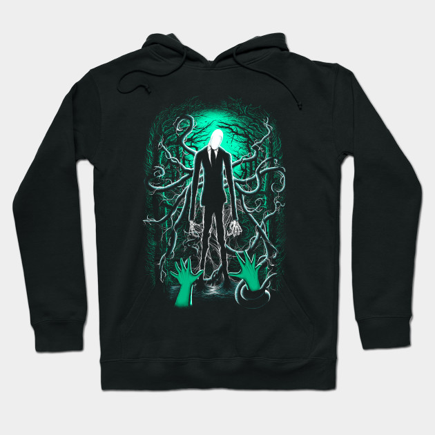 Slender Man (sea green)