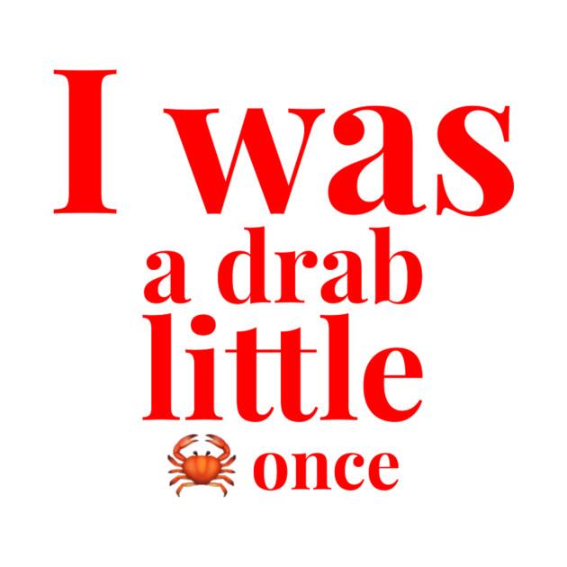 Drab little crab