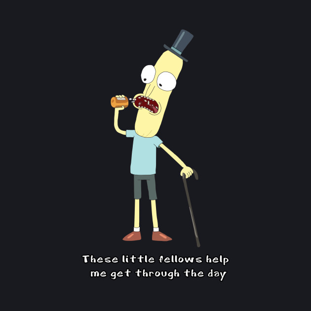 Rick and Morty: Mr. Poopybutthole's Pills