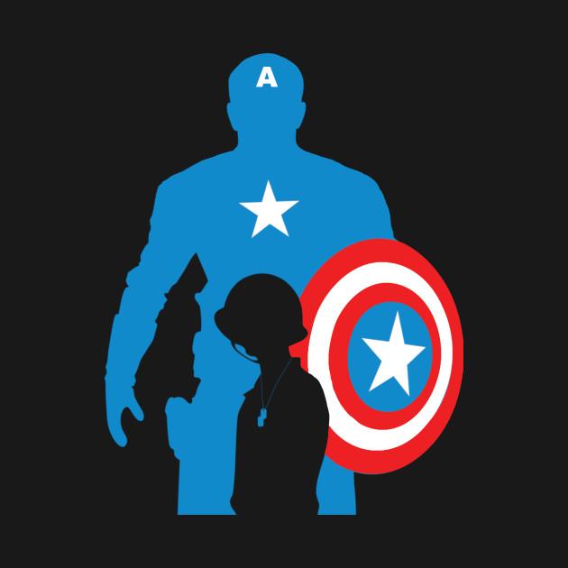 Be Captain America!