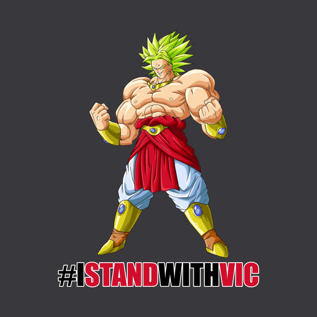 I Stand With Vic