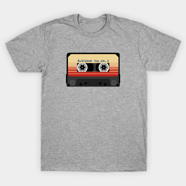 Awesome Mixtape Vol. 2, Tape, Cassette, Retro, Mix