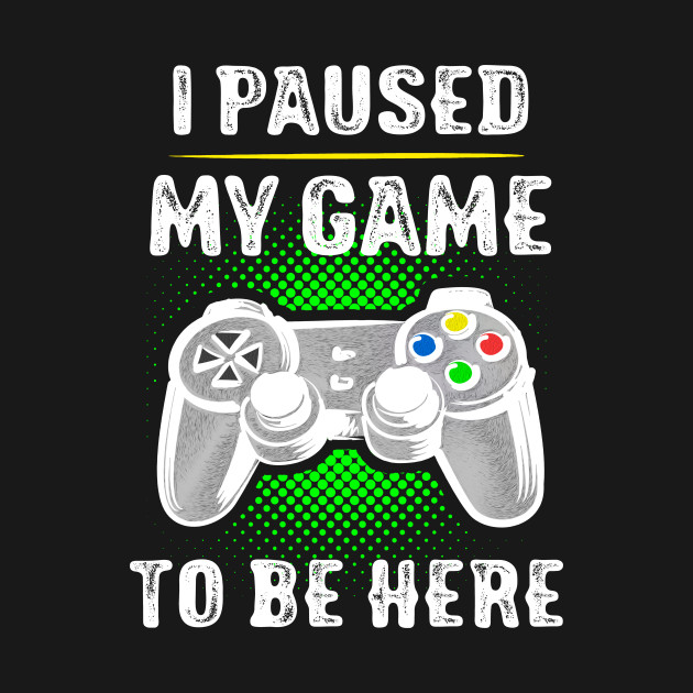 Console PC Video Games T-Shirt