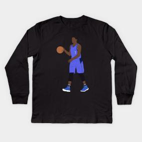 new york c1633 c0ce0 Dennis Smith Jr Kids Long Sleeve T-Shirts | TeePublic