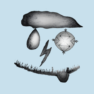 Weather Man t-shirts