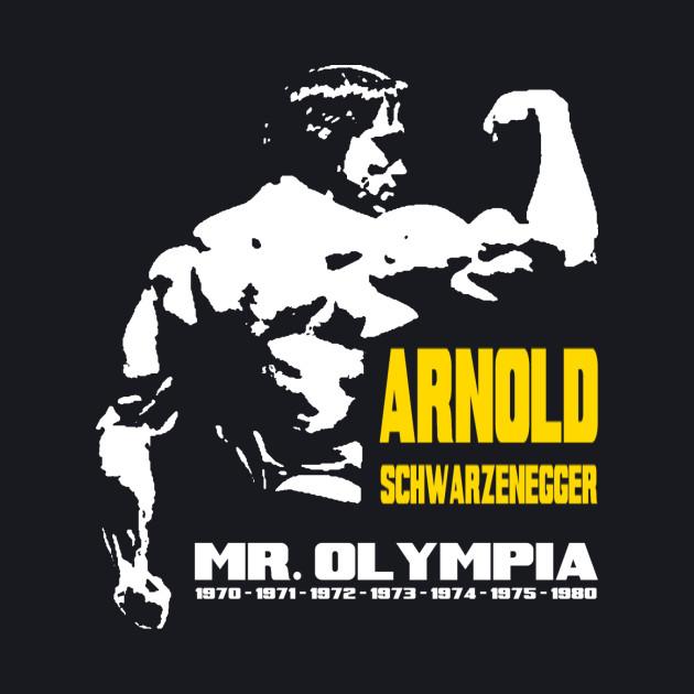 Arnold Schwarzenegger - Mr. Olympia
