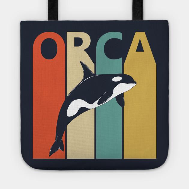 Vintage Killer Whale Orca
