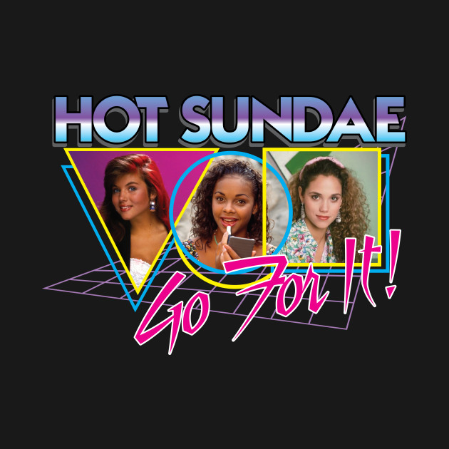 Go For It! Hot Sundae