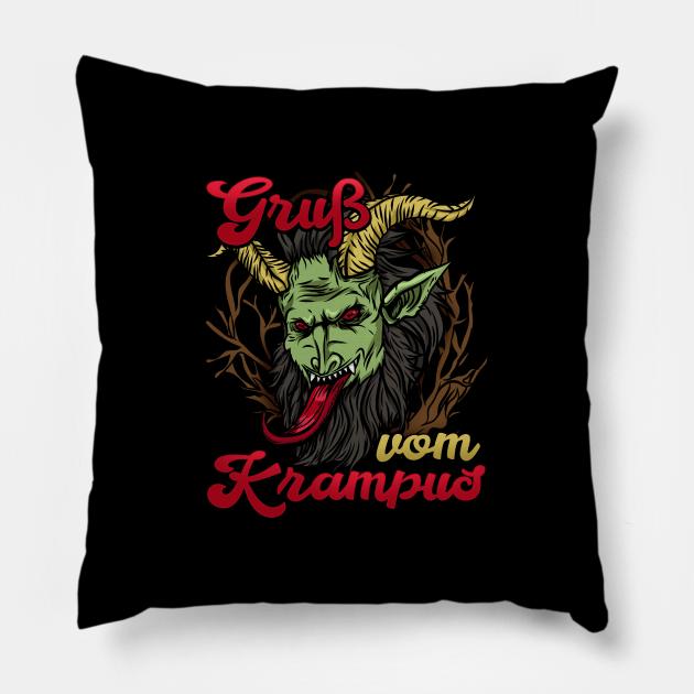 Gruss vom Krampus - Christmas Winter Devil Gift