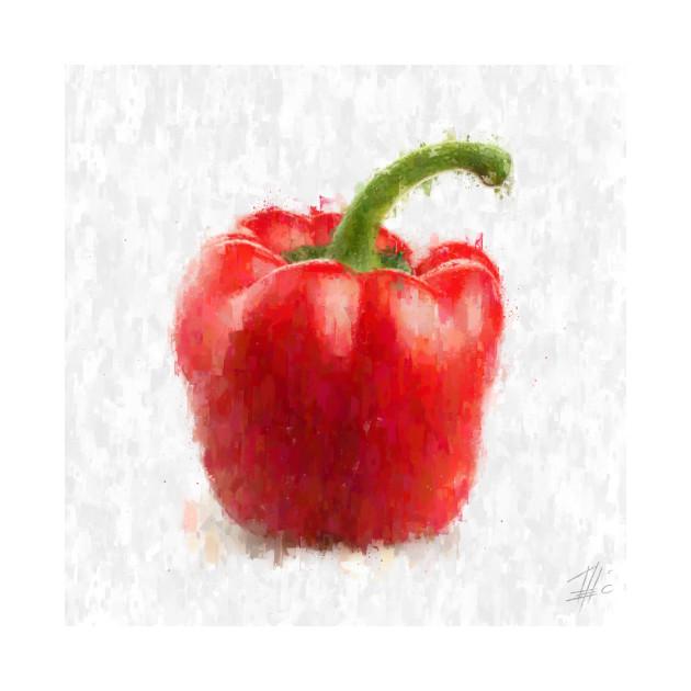 Big Red Pepper