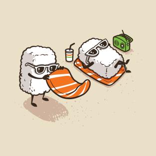 Summer Sushi t-shirts
