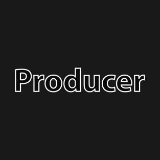 Producer t-shirt t-shirts