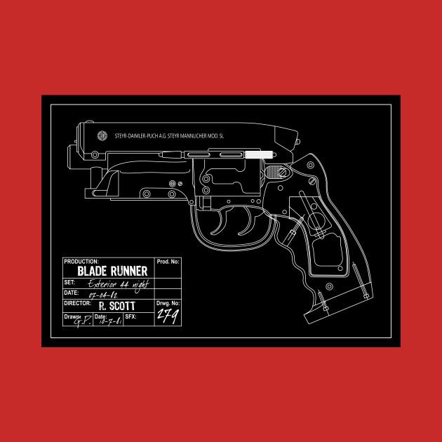Blade Runner PKD : Black